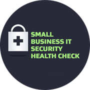 Miniatuur van video over Small IT Security Health Check