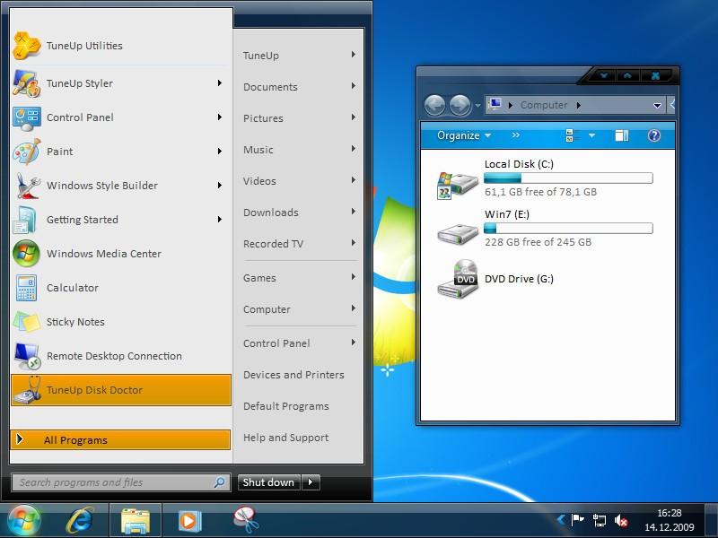 windows 7 eternity free