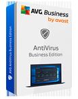 AVG AntiVirus Business Edition 盒裝照片