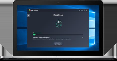 筆記型電腦使用者介面 聰明的掃描工具