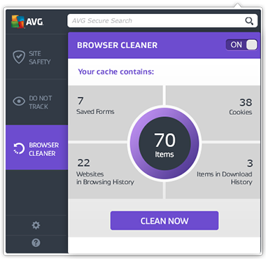 Web TuneUp Browser Cleaner