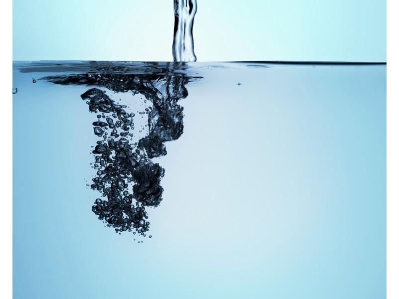 Всплеск воды