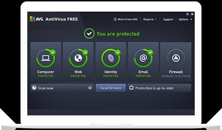 Antivirus for Windows XP | AVG Free Download
