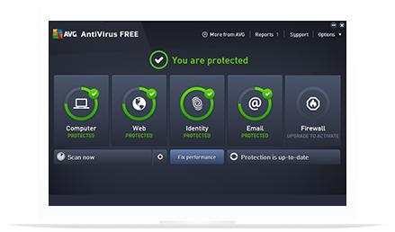 avg free antivirus for windows 10 64 bit