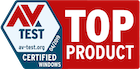 Certified Windows Top Product