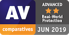 Riconoscimento Advanced Real-World Protection