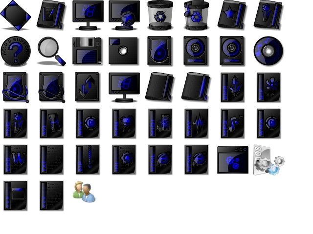 SE Interface (blue)