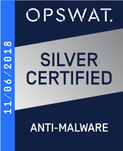 Riconoscimento Opswat Certified