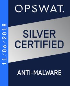 Certifikát Opswat
