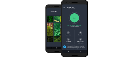 AVG Cleaner Android 版