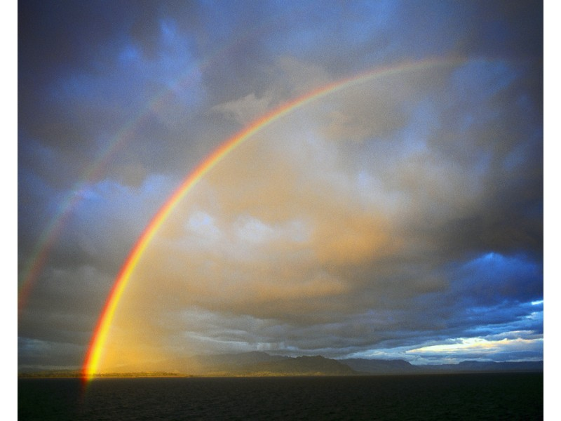 Double Rainbow