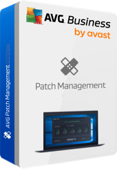 Boxshot AntiVirus Business edition no shadow
