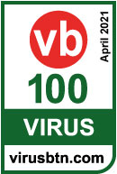 Prêmio Virus Bulletin 100