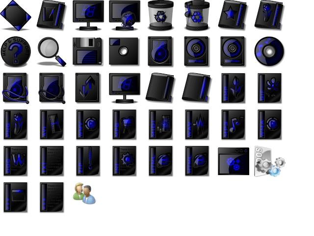 SE Interface (mavi)