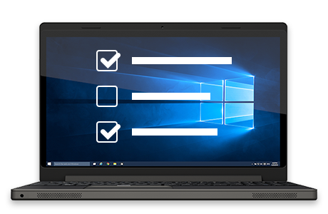 PC-to-PC transfer move all your files or pick and choose