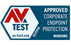 AV Test 2016 award