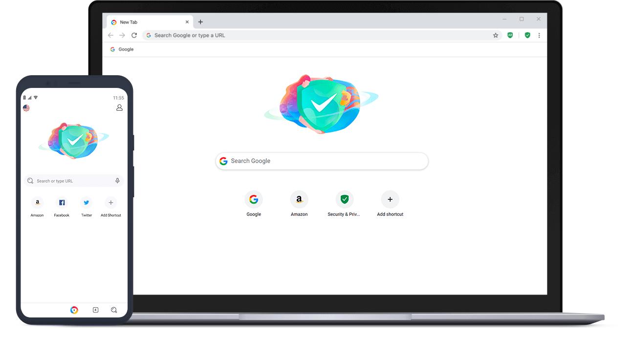 Avg Secure Browser Browser Privat Untuk Penjelajahan Aman