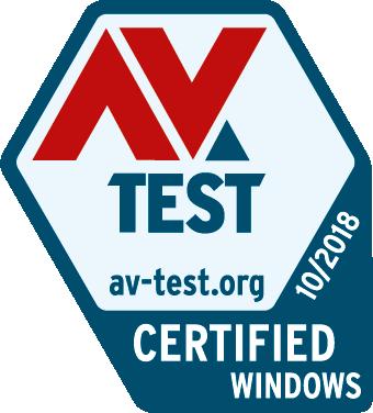 經認證的 Windows 防護套件