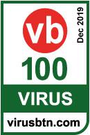 Ocenenie VB 100 Award
