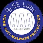 Domáca ochrana proti malware AAA/AA