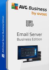 AVG メール サーバー <br />ビジネス エディション