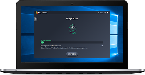 UI Notebook Intelligenter Scanner
