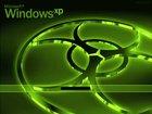 Green 3D Biohazard
