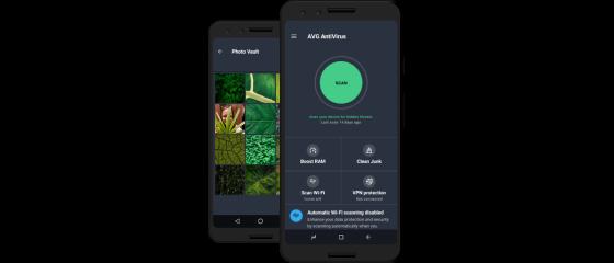 AVGCleaner для Android