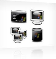 Groupes d'icônes pour Windows