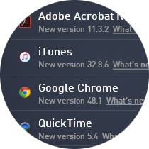 Update UI