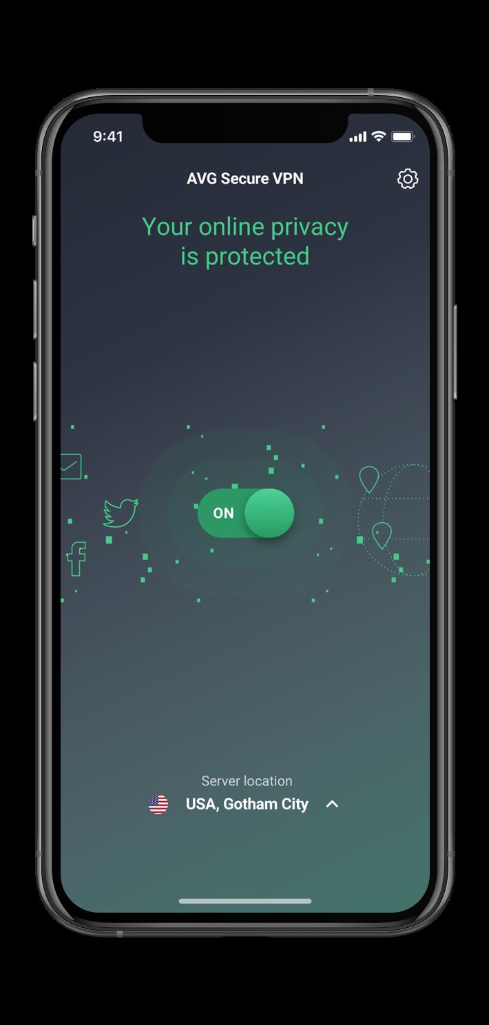 Gratis Vpn Fur Ipad Und Iphone Herunterladen Avg Secure Vpn