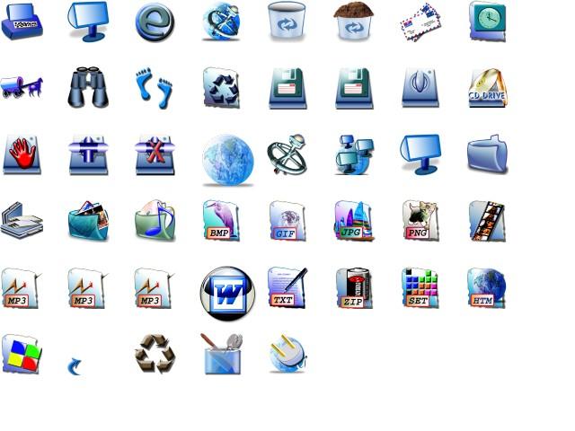 Disfraza Windows XP de Mac OS X
