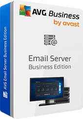 AVG メールサーバー