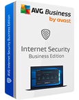 AVG Internet Security Business 盒裝照片