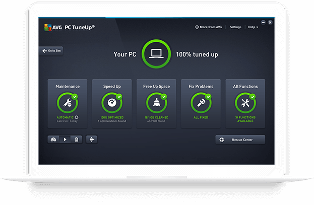 Free Internet Security >> Avg 2019 Free Antivirus Vpn Tuneup For All Your Devices