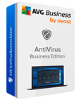 AVG AntiVirus Business Edition 盒裝照片