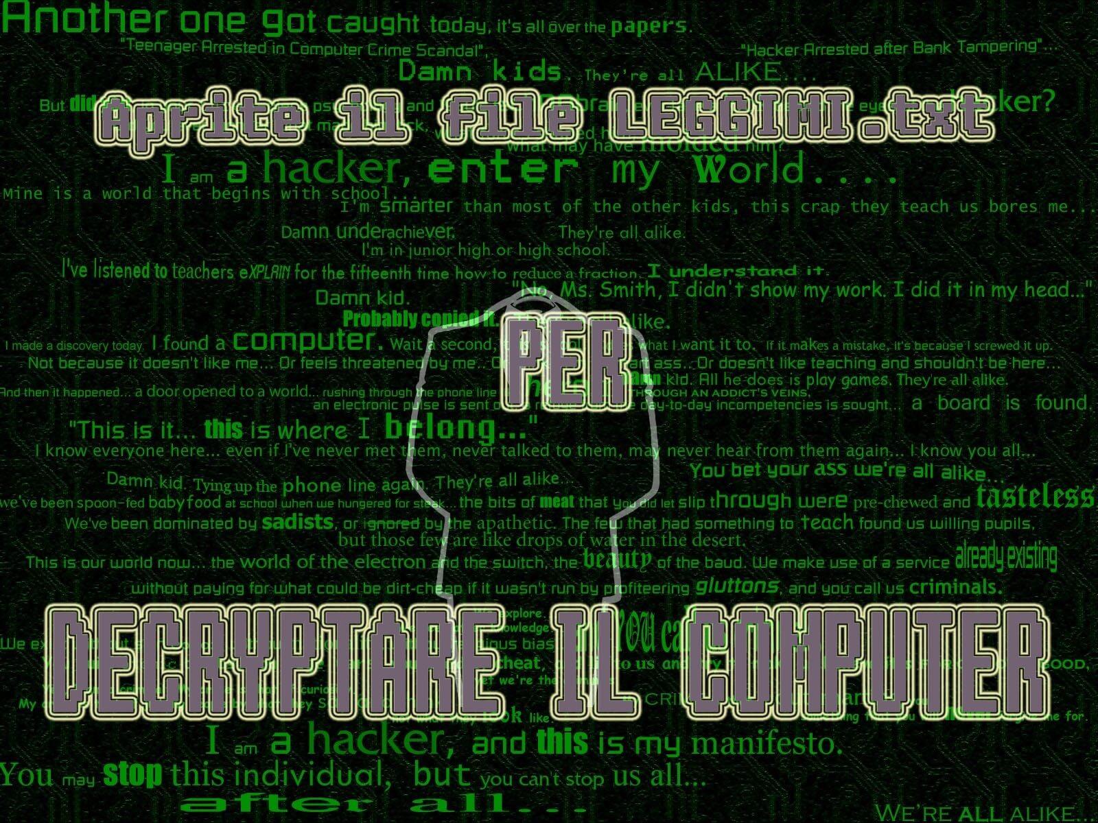 Screenshot ransomware Crypt888 v4