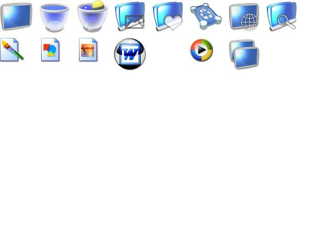Pakiet ikon KD1