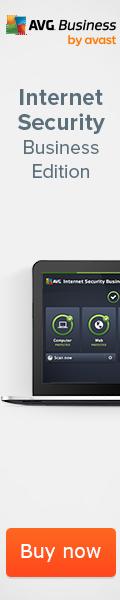 Spanduk Internet Security Business Edition