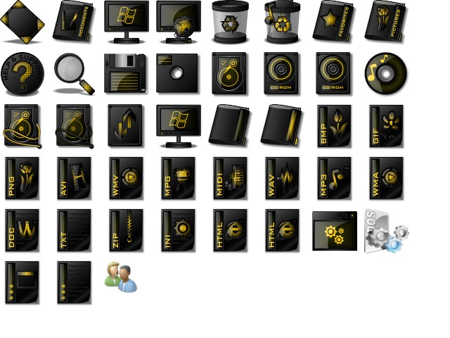 SE Interface (kuning)