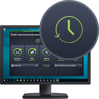 UI Monitor Internet Security Business Edition Up-to-date