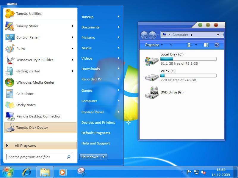 Motyw OS 360