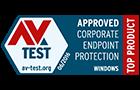 MELHOR PRODUTO de Proteção de terminais corporativos da AV Test 2016/06