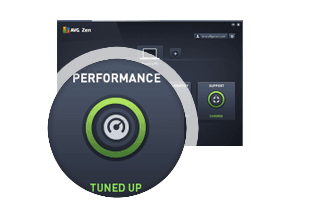 Instalación de AVG Performance Paso tres Optimizado