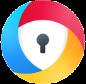 AVG Secure Browser logo