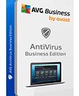 Imagen de la caja de AVG AntiVirus Business Edition