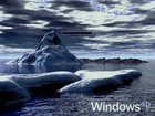 Морская льдина