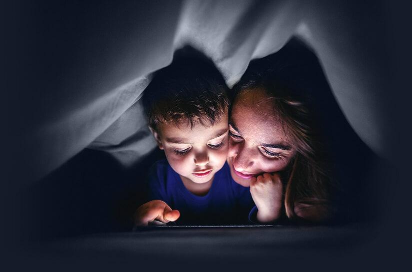 Proteção ilimitada para a família